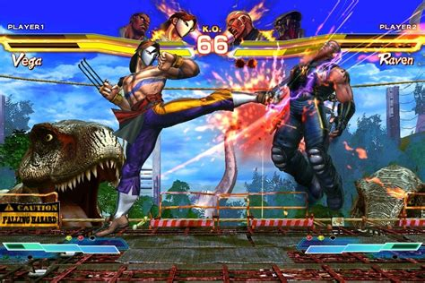 Street Fighter X Tekken Ver 2013 Patch Coming To Pc April