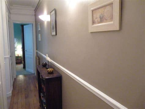 peinture et decoration chambre idee deco couloir peinture galerie avec idee deco couloir