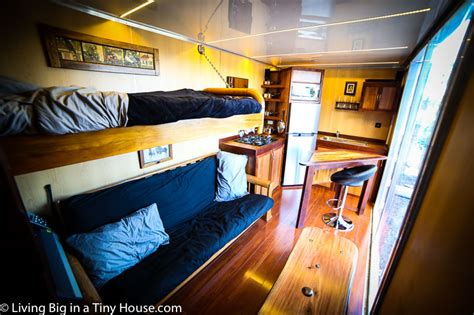 Boat Builder Shipping Container Home by Boat Builder S 20ft Shipping Container Home