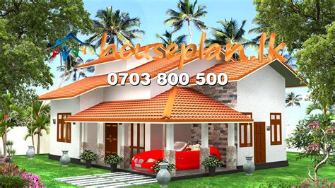 sri lanka house plan  price  house contruction