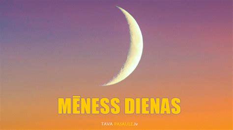 Mēness dienas