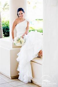 17 best images about wedding dresses on pinterest hawaii With wedding dresses oahu