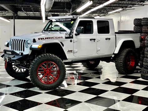 jeep gladiator rubicon  dr crew cab  ft sb  sale