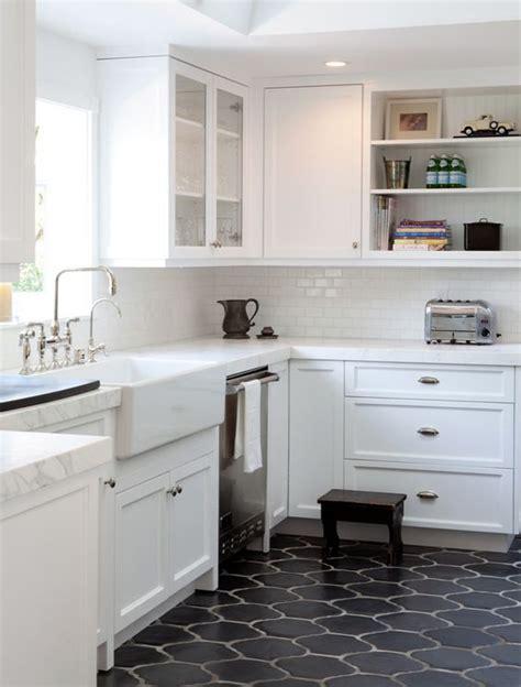 practical  cool  kitchen flooring ideas digsdigs