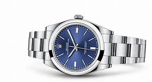 Rolex Oyster Perpetual 39 Watch: 904L steel