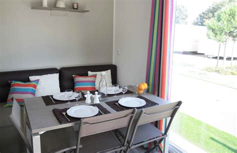 mobilhome 3 chambres mobile home 3 bedrooms cing les charmes cing