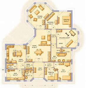 Luxus Bungalow Bauen : massivhaus gro er luxus winkelbungalow mit ~ Lizthompson.info Haus und Dekorationen
