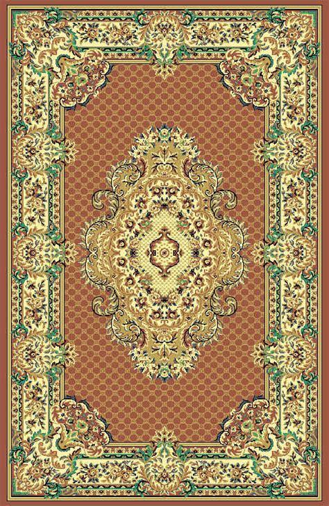 tapis d orient origine turquie 150cm x 230cm 100 synthtique modle 631 tabac