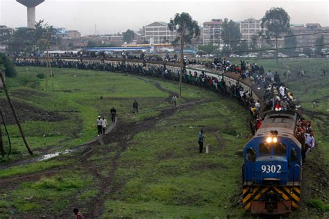 Transportation, Kenya Style