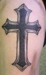 Tribal Cross Tattoos | Tattoos