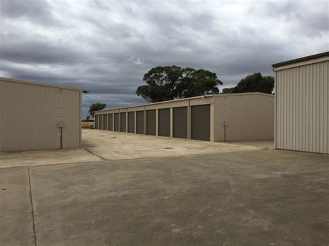 Boat Storage Yarrawonga by Mulwala Self Storage Storage Units Mulwala New South Wales