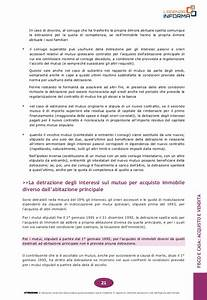 Detrazione Spese Notarili Acquisto Prima Casa Interesting