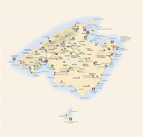 mapas detallados de mallorca  descargar gratis  imprimir