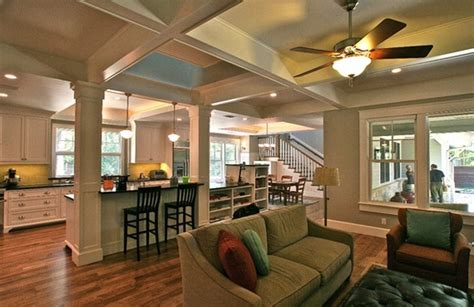 bungalow style homes interior craftsman bungalow interior pictures future home pinterest