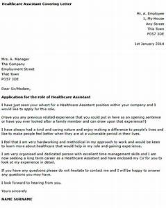 how to write a cover letter for health care assistant - healthcare assistant cover letter example in cover letters