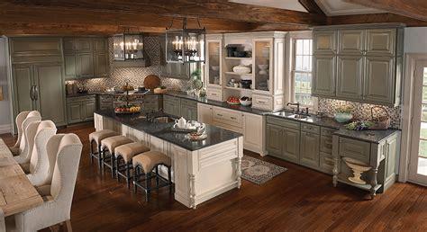 popular kitchen layouts kraftmaid