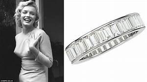 marilyn joe dimaggio celebrity engagement rings With marilyn monroe wedding ring