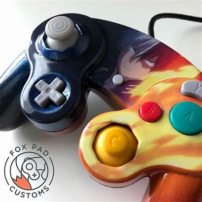 Controller Todoroki Controllers Gamecube Ps4 Switch