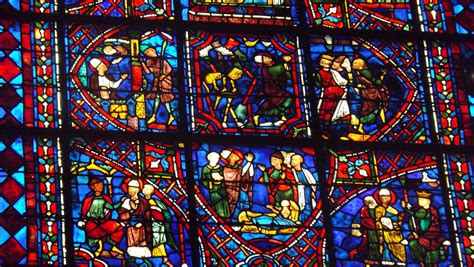 les vitraux de chartres histoire moi et prof