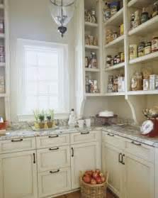 Open Shelving Kitchen Pantry Ideas