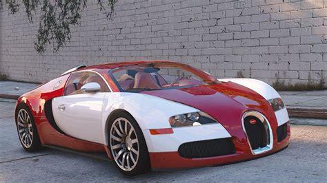 Bugatti Veyron 2009 Add On Replace Auto Spoiler