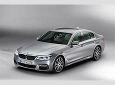 2017 BMW 5 Series officially revealed plus exclusive