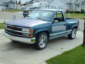 1990 Chevy Stepside Pick Up