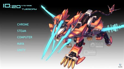 zoids rainmeter fans any there comments