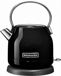 Wasserkocher Kitchen Aid : kitchenaid wasserkocher 5kek1222eob 1 25 l 2200 w online kaufen otto ~ Yasmunasinghe.com Haus und Dekorationen