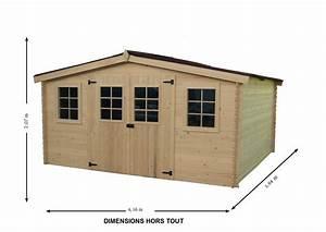 Abri De Jardin 5m2 : abri de jardin metal 5m2 valdiz ~ Edinachiropracticcenter.com Idées de Décoration