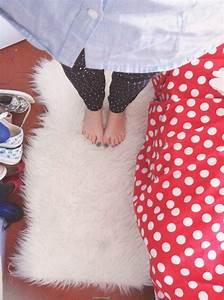 Tapis Fourrure Ikea : ma d co girly les premiers d tails le so girly blog ~ Teatrodelosmanantiales.com Idées de Décoration