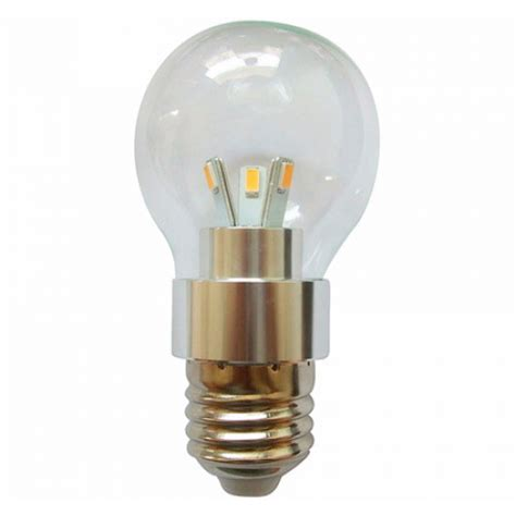 led 3w e27 edison base style marquee bulb dimmable 40 watt