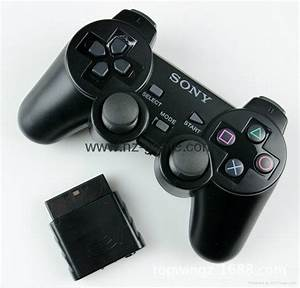 Ps2 Wired Game Controller Pc Usb Gamepad  Ps2 Wireless