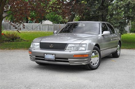 lexus ls400 1997 can toronto 1997 lexus ls400 well maintained beauty