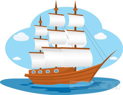 Boat Clipart Pictures by Ship Clipart Row Boat Pencil And In Color Ship Clipart
