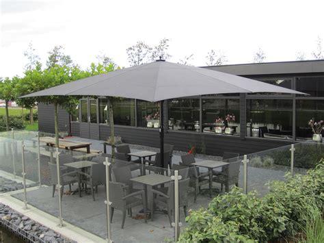 parasol de terrasse design et personnalisable et de