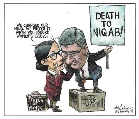 cartoons political discourse canadas