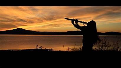 Native American Flute Background Relaxing Sounds Indians