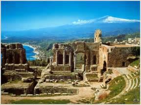 Taormina Sicily Italy Tours