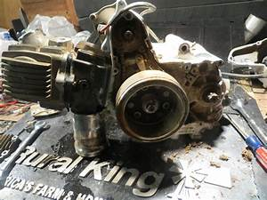 Tao Tao 110 Engine Teardown Problem