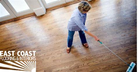 best way to clean new hardwood floors best ways to clean hardwood floors east coast flooring interiors