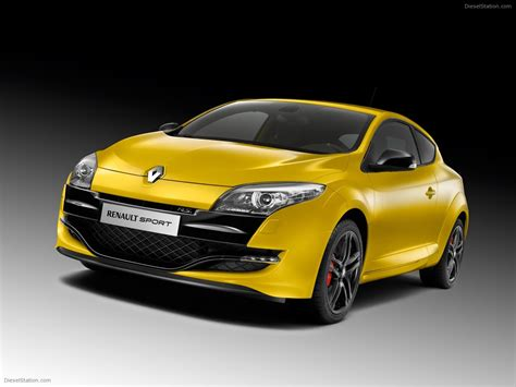 2010 New Renault Megane Rs Exotic Car Picture 01 Of 16