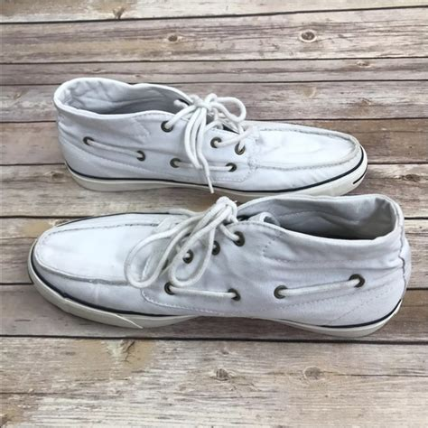 Converse Boat Shoes by 67 Converse Other Converse Purcell Chukka High