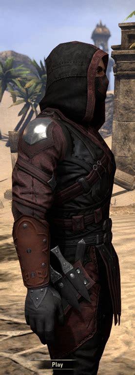 eso fashion shrouded armor elder scrolls