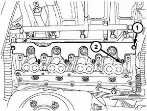 Service Manual  2002 Hyundai Xg350 Head Bolt Removal Diagram