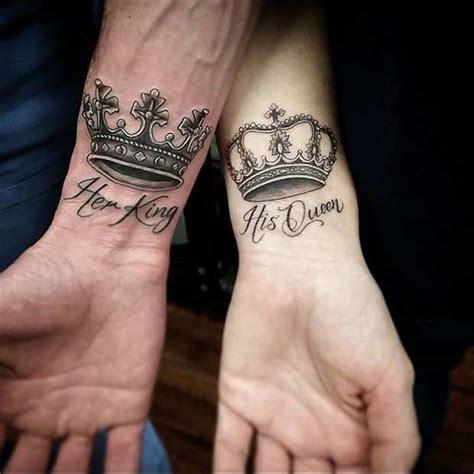 cute couple tattoos   warm  heart