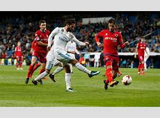 Real Madrid 22 Numancia Poor performance but enough to