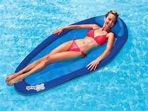 Jeux Gonflable Pour Piscine : matelas flottant gonflable spring float pour piscine ou mer ~ Dailycaller-alerts.com Idées de Décoration