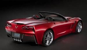 Corvette C7 Cabriolet : new corvette c7 stingray convertible images leak online ~ Medecine-chirurgie-esthetiques.com Avis de Voitures