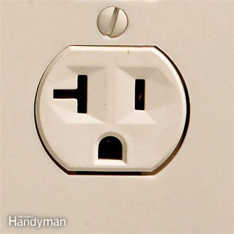 Installing Electrical Outlets: Which way is up?   The